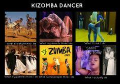 Kizomba... so funny and so true! :)
