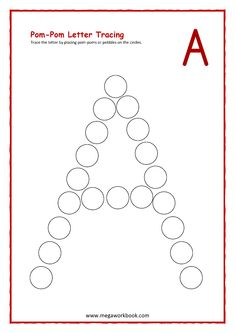 Letter A Activities - Letter A Worksheets - Letter A Activity Printables For Preschool and Kindergarten