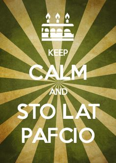 KEEP CALM AND STO LAT PAFCIO