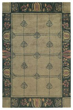 Stickley Windyhill Rug - craftsman - Rugs - Other Metro - Stickley Furniture Craftsman Rugs, Craftsman Style, Quality Furniture, Cool Furniture, Painted Floor Cloths, House On A Hill, Arts And Crafts Movement, Art Deco Fashion, Bohemian Rug