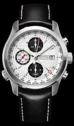 Bremont ALT1-WT World Time Watch