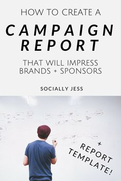Are you a blogger who's working with brands? You should be creating end-of-campaign reports. You'll impress your sponsors and encourage long-term partnerships.