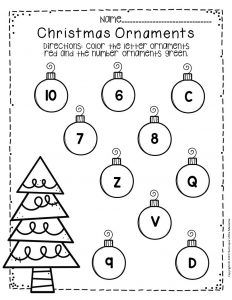 Free Printable Christmas Ornaments Christmas Preschool Worksheets Preschool Worksheets Preschool Christmas Christmas Worksheets Christmas worksheets for toddlers age 2