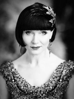 Essie Davis as the lovely Phryne Fisher ~ Miss Fisher's Murder Mysteries