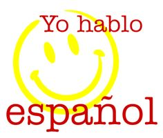 Please anyone who speaks spanish?