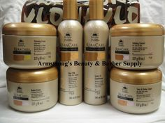 AMAZING KeraCare products for NATURAL HAIR! 1-800-952-5415 Black Hair Care
