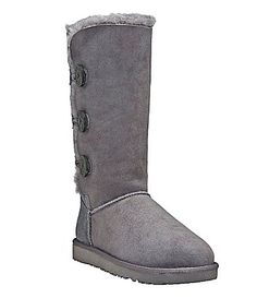 UGG Australia Women´s Bailey Button Triplet Boots | Dillards.com