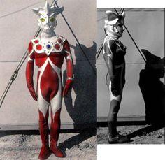 ウルトラマンレオのスーツデザイン