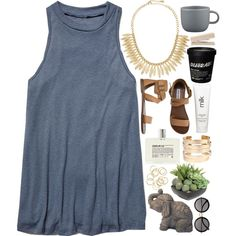 Pin by monica vazquez on summer outfits ☀ платья, мода Casual Outfits, Cute Outfits, Fashion Outfits, Spring Summer Fashion, Spring Outfits, Summer Wear, Vogue, Fashion Moda, Swagg
