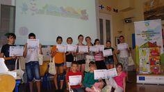 2°groupe: Éducation des enfants à l'environnement et au développement durable & sensibilisation aux économies d'énergie, d'eau et de CO2 ! © Azzura Lights - Tous Droits Réservés