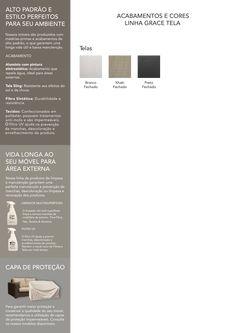 02 - Grace Tela - #mobiliario #furniture #furnituredesign #furnitureideas #greenhousestorecwb #curitba #greenhouse #arquilovers #arquitetura #homedesign #decor #designinteriores