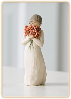 I love Willow Tree figures!!!
