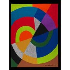 1stdibs - Sonia Delaunay Tapestry explore items from 1,700  global dealers at 1stdibs.com