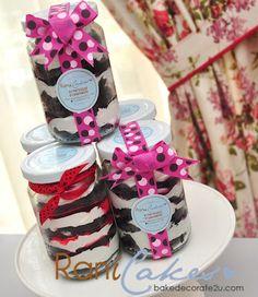 CAKE IN JAR DAY!! | Rani Canglun Delights