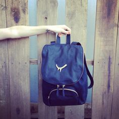 #BackPack  http://www.heliciabsas.com/backpack-black_106xJM