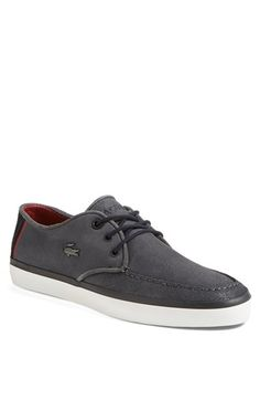 b7eafbd50fb34 Lacoste  Sevrin 4  Sneaker (Men) available at  Nordstrom Designer  Streetwear