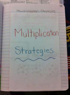 Lights, Camera, 4th Grade!: Interactive Math Notebook