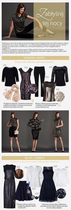 #quiosquepl #quiosque #naszeinspiracje #poniedzialek #monday #new #collection #lady #style #outfit #details #femininity #kobiecość #winter #aw1516 #trends #inspirations #blouse #trousers #dress #sylwester #evening #newyear #sparkle