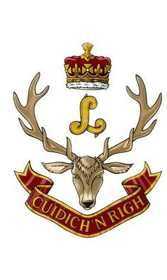 The Seaforth Highlanders Royal Canadian Navy, Canadian Army, Military Cap, Military Units, Usmc, Marines, Military Stickers, Highlands Warrior, Highlanders