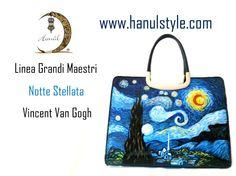 NOTTE STELLATA, VAN GOGH, www.hanulstyle.com