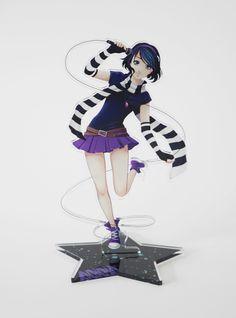 Acrylic Standee of Anna Blue