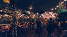 Street food festival Feast's younger sibling gets a wintry makeover, serving up seasonal street food and warming drinks in a Scandinavian forest setting. The Goldhawk...