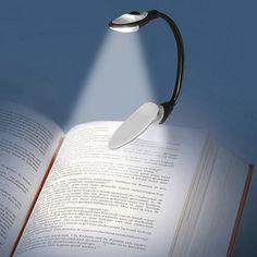 Clip On LED Reading Light