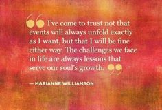 Soul growth quote