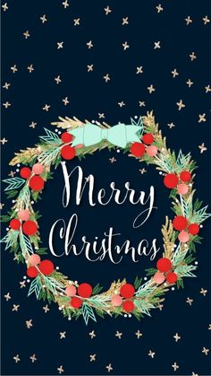 [Merry Christmas iPhone Wallpaper Backgrounds iPhone6/6S and Plus Christmas iPhone Wallpaper