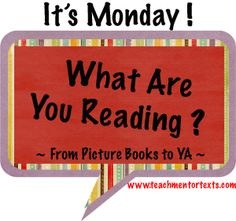 10/1/12 It's Monday What Are You Reading?