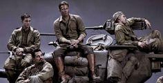#Fury #bradpitt #war #trailer http://andreatraslagranpantalla.blogspot.com.es/