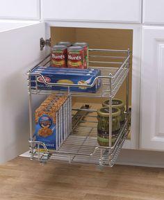Affordable Kitchen Storage Ideas | Organization | Pinterest ...