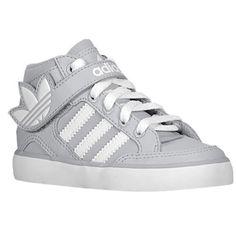 the latest dcc8b 8f86e adidas Originals Hard Court Hi - Boys  Grade School - Black Running  White Running White   Cool Kids Must-Haves   Adidas, Adidas originals, Shoes