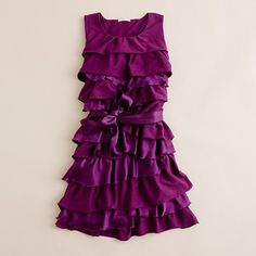 JCrew Girls' Rosalie dress