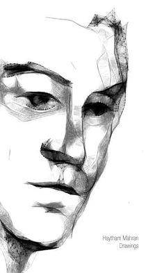 Sketch Book by Haytham Mahran, via Behance