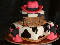 find pictures of cowgirl birthday cakes | Party Inspiration: My top 5 unisex party themes |