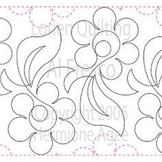 Scraps of Life: Pantograph Patterns