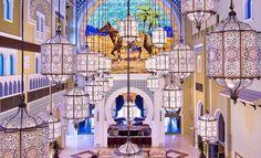 TEXAS TOP INTERIOR DESIGNERS: DESIGN DUNCAN MILLER ULLMANN - Al Bahou Battuta Gate, Dubai | Luxury Interior Design | Design Inspiration | www.homeandecoration.com #interiordesign styles #duncanmillerullmann #homedecor #designideas #moderndesign #luxuryinterior #topinteriordesigners