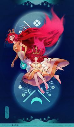Aurora the Child of Light by TholiaArt