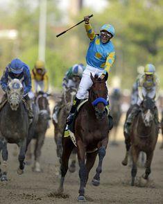 American Pharoah wins 141st Kentucky Derby