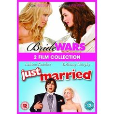 http://ift.tt/2dNUwca | Bride Wars / Just Married DVD | #Movies #film #trailers #blu-ray #dvd #tv #Comedy #Action #Adventure #Classics online movies watch movies  tv shows Science Fiction Kids & Family Mystery Thrillers #Romance film review movie reviews movies reviews