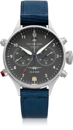 20044B - Van Der Gang Watches