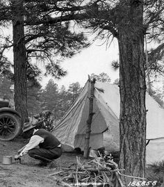 #camping #outdoor #acampada | caferacerpasion.com