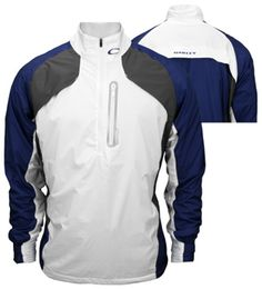 Oakley Quarter-Zip Golf Jackets