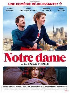 Notre dame - Maud is an architect and a mother. Due to a misunderstanding, she wins the competition to refurbish the parvis of Notre-Dame. Torn between these responsibilities and love issues, she will go through an emotional storm. Movies 2019, Hd Movies, Movies To Watch, Movies Online, Corpus Christi, Jiu Jitsu Fighter, Critique Cinema, Ip Man 4, Musica