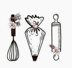 Baking Logo Design, Cake Logo Design, Branding Design, Corporate Branding, Sweet Logo, Cute Baking, Graphic Design Fonts, Bakery Logo, Sketch Inspiration