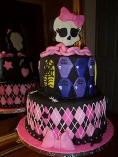 Are you looking for the best ideas for Monster High birthday cakes for girls? Monster High is the most popular birthday party theme of the year...