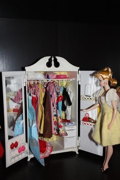 The hours I played with this!..I also had the canopy bed and cedar chest to match.....HAD is the key word here.