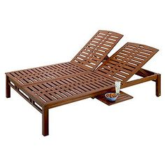 Kona Double Pool Lounger | World Market
