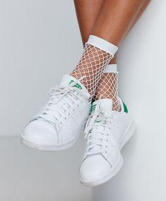 1-pack Alyssa fishnet socks